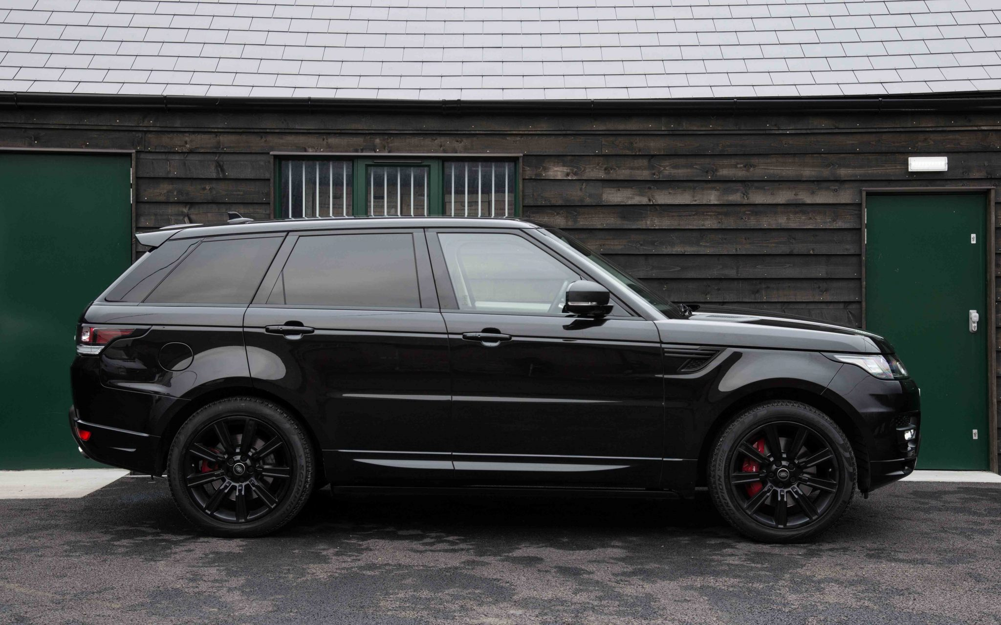2016 Range Rover Sport Autobiography Dynamic